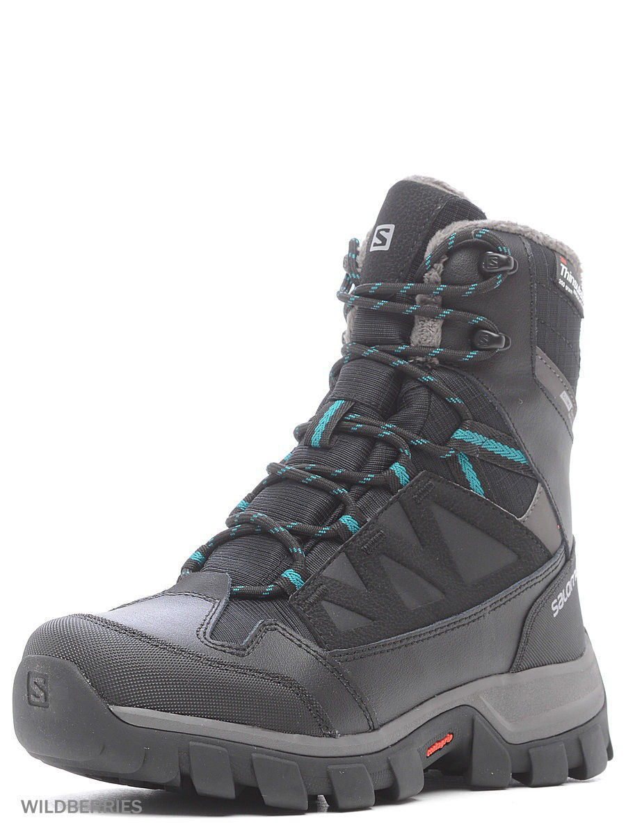 Ботинки SHOES CHALTEN TS CSWP W SALOMON L39173200