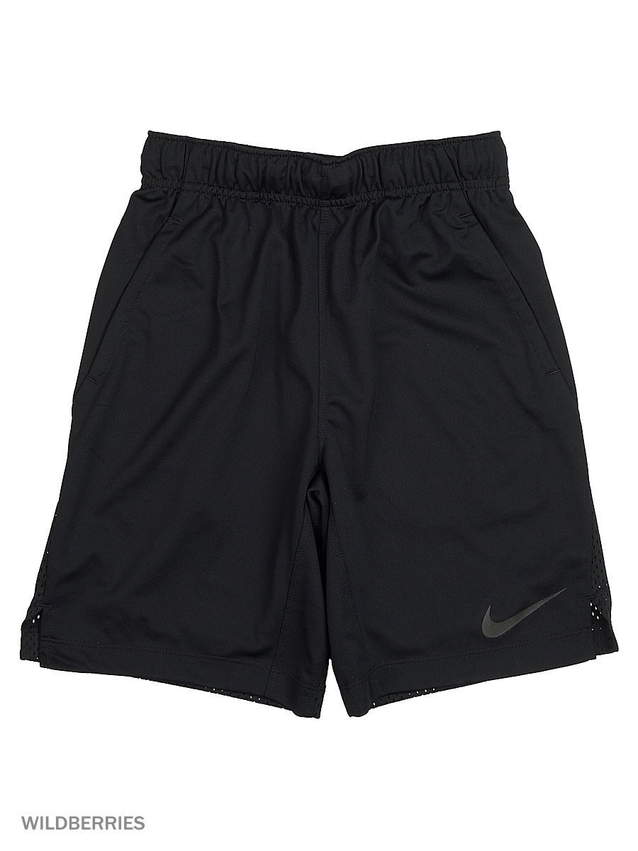 ����� AS HYPERSPEED KNIT SHORT YTH Nike 724410-011