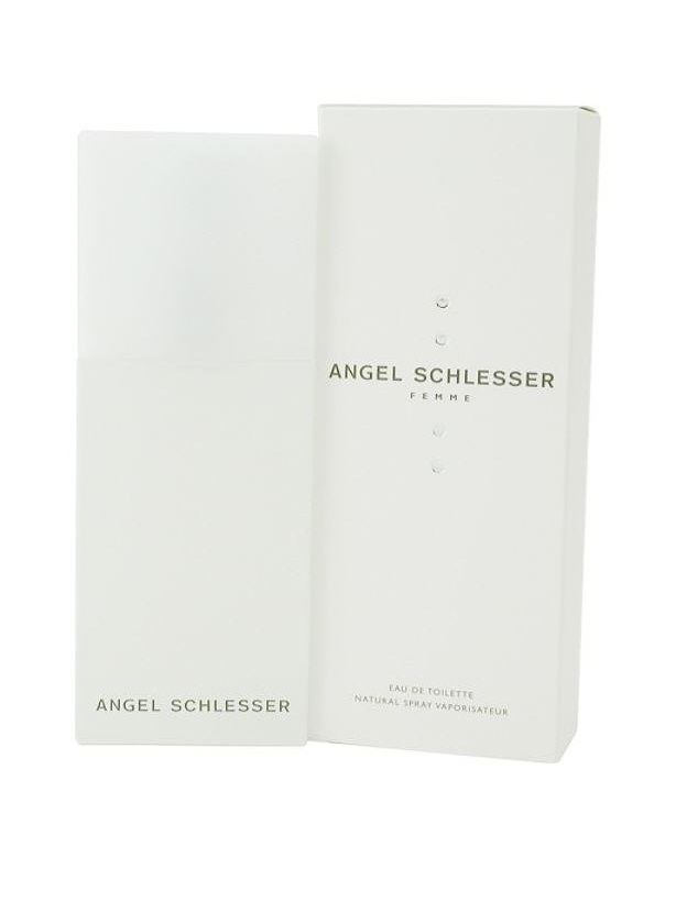 Туалетная вода Angel Schlesser Angel Schlesser lady edt 100 ml