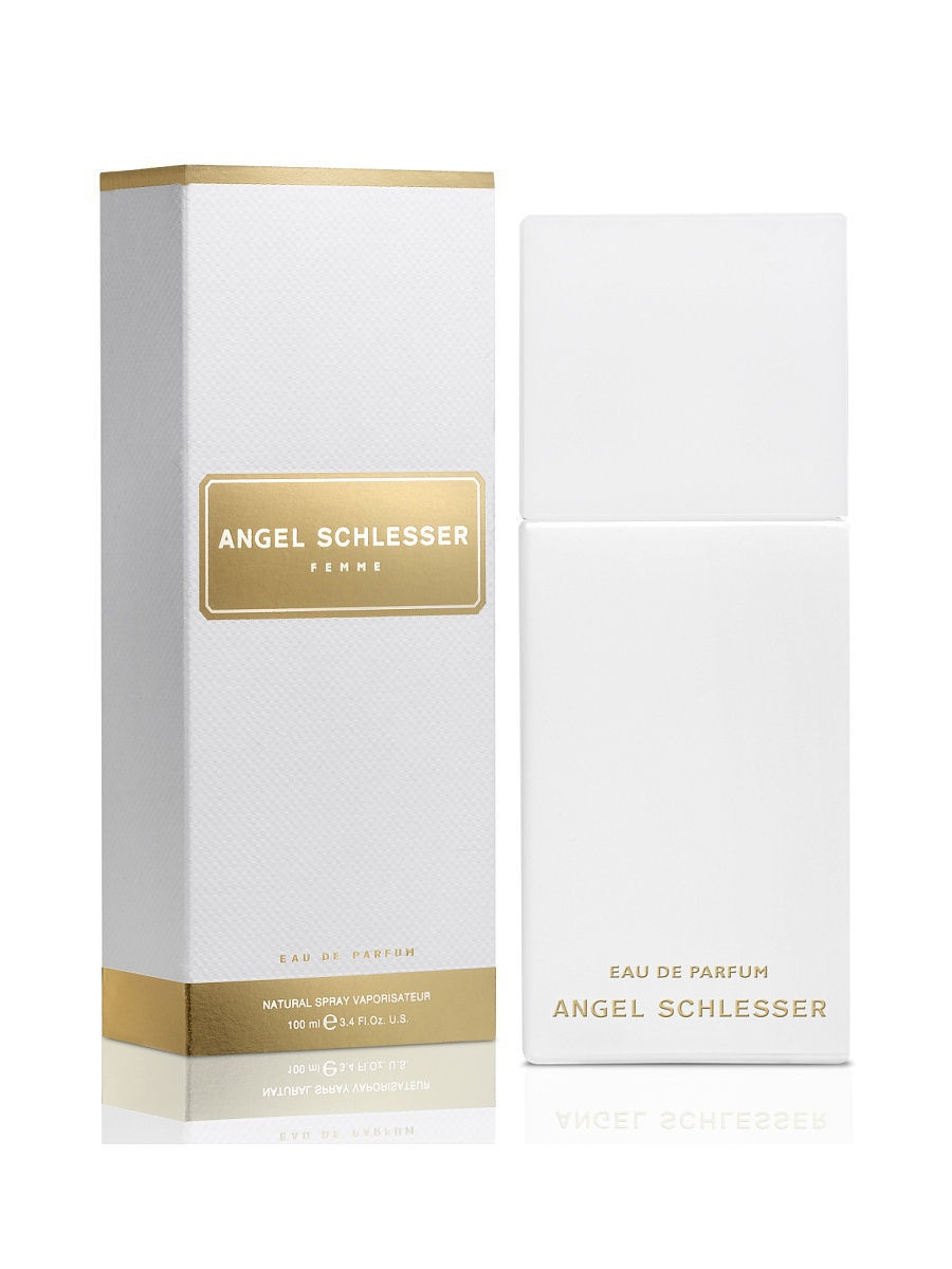 Туалетная вода Angel Schlesser Angel Schlesser lady edp 100 ml