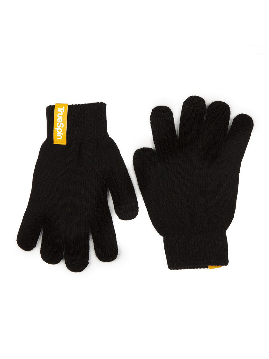 Перчатки TRUESPIN Touch Gloves True Spin TS-GLOV-T16/Black