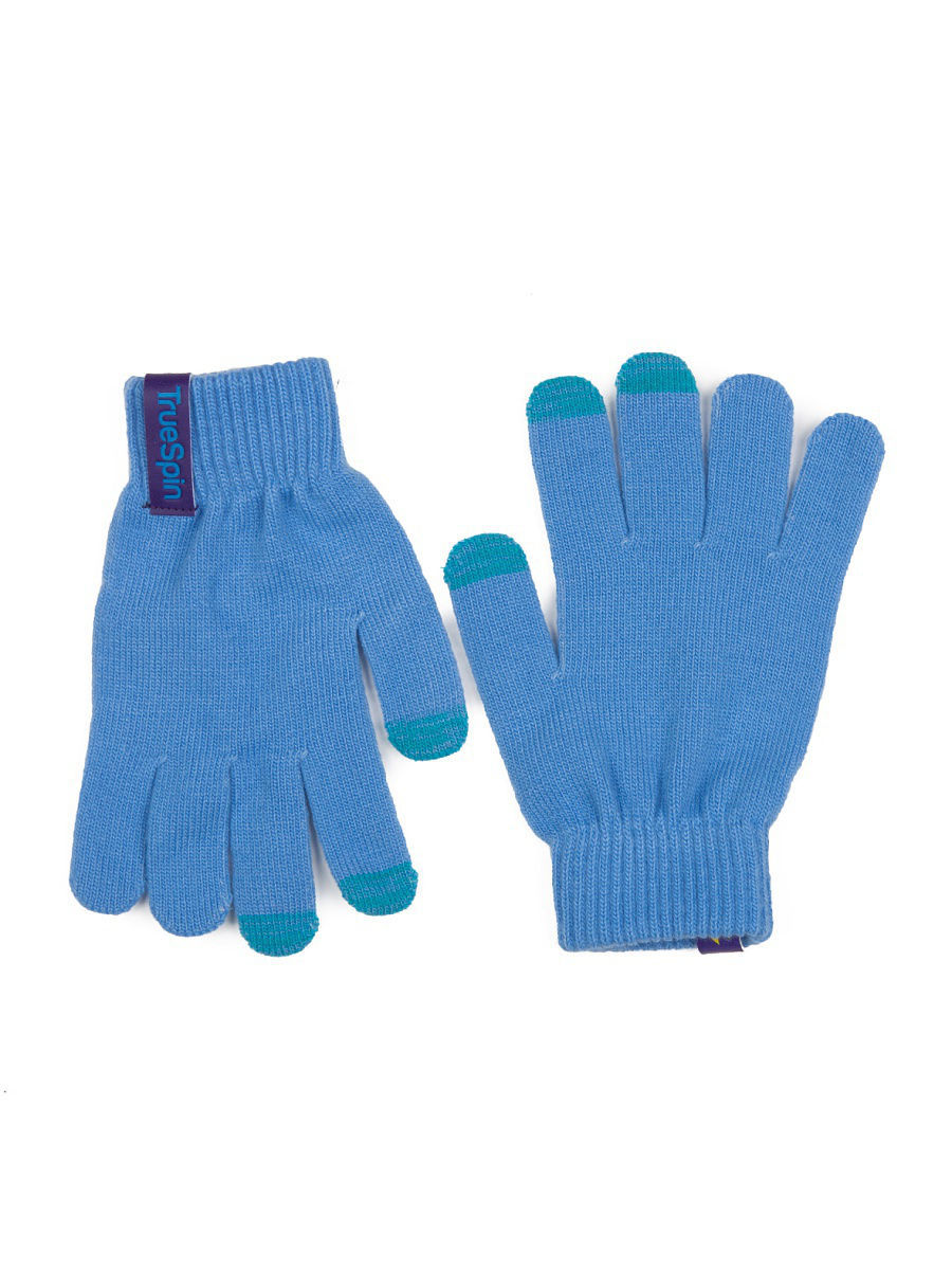 Перчатки TRUESPIN Touch Gloves True Spin TS-GLOV-T16/Blue