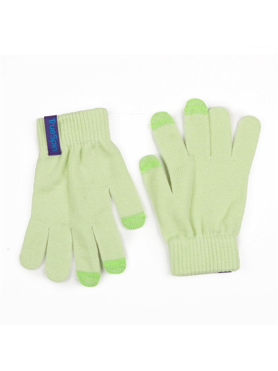 Перчатки TRUESPIN Touch Gloves True Spin TS-GLOV-T16/LightGreen