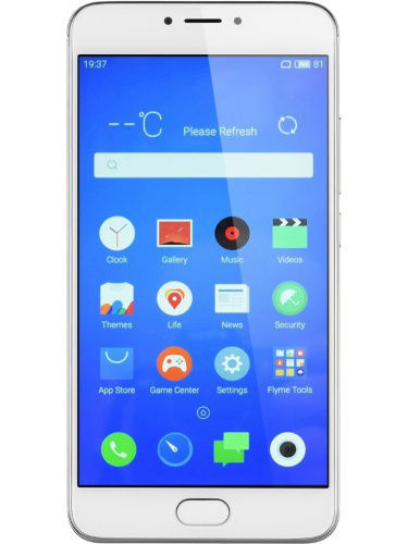 Смартфоны Meizu Смартфон M3 Note 32GB смартфоны meizu смартфон meizu m5 note 32gb m621h 32 gowh золотистый