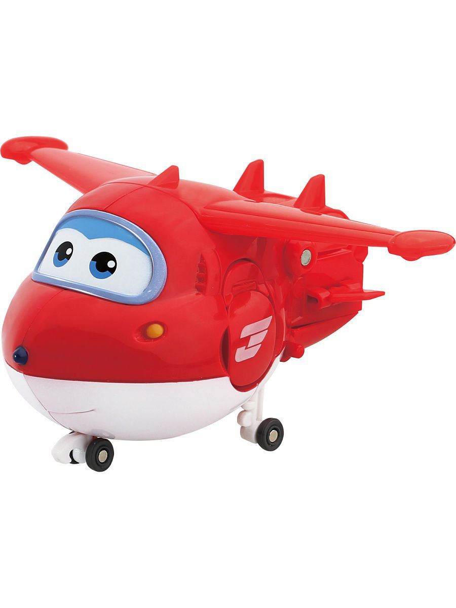 Самолеты и вертолеты Super Wings Трансформер Джетт