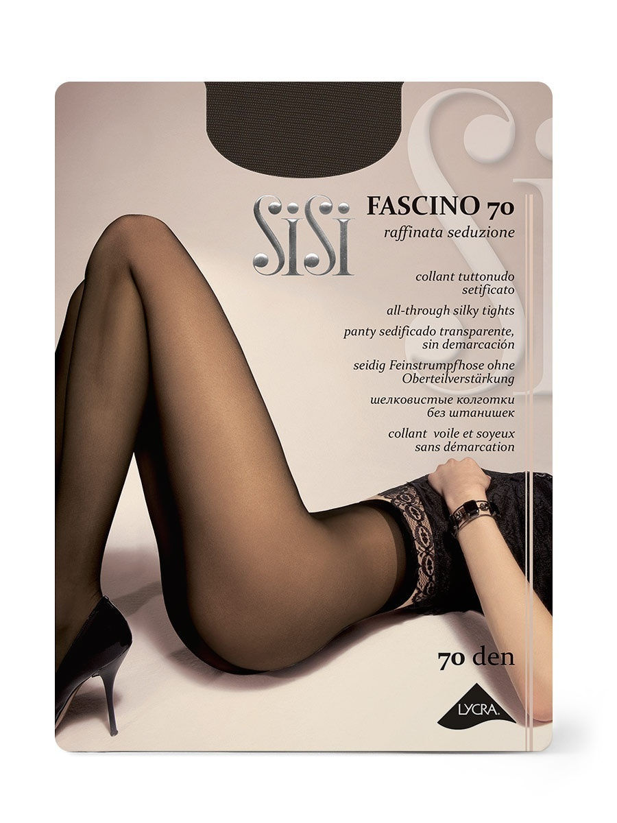 Колготки Sisi FASCINO70/Naturelle