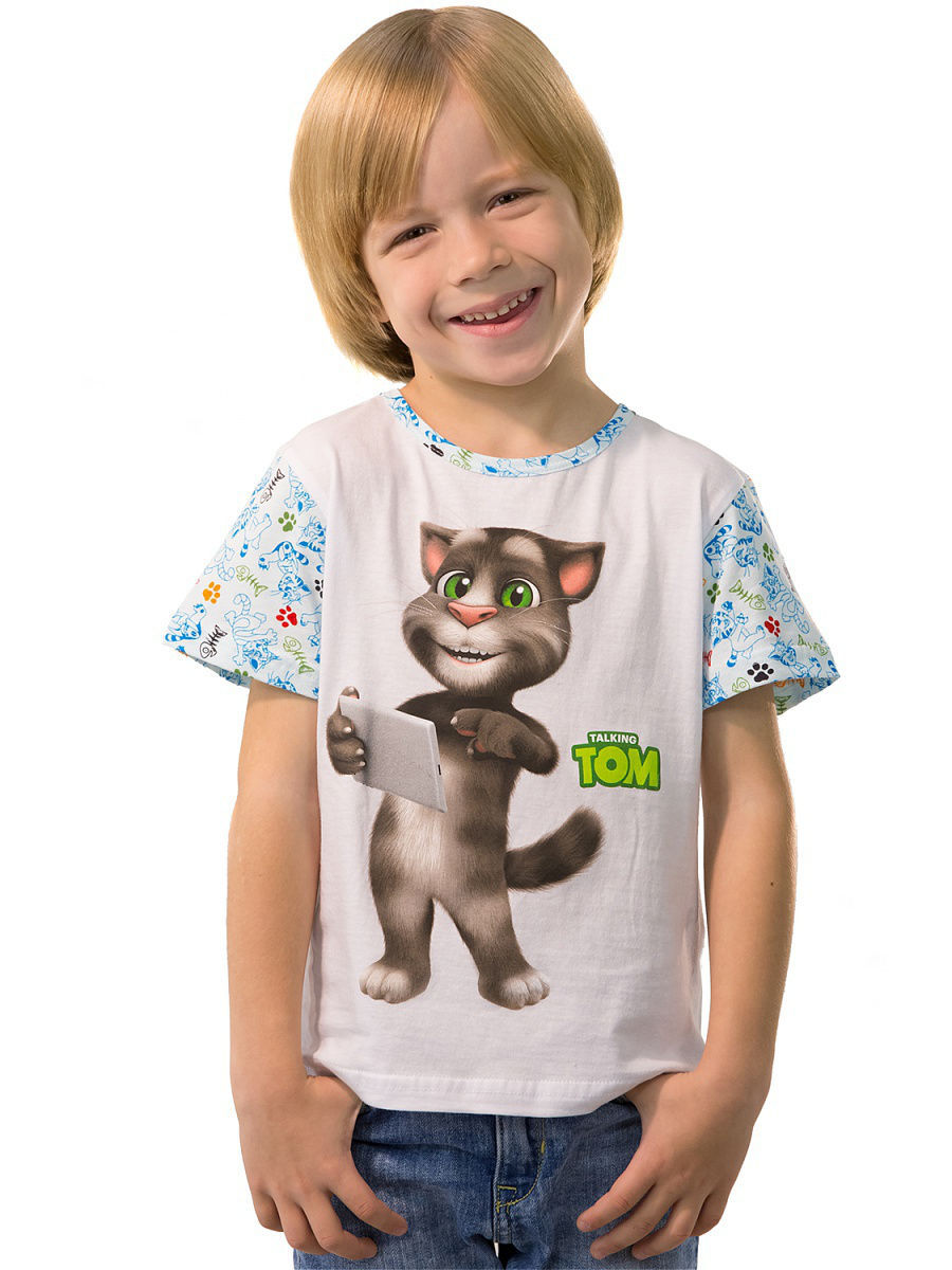 Футболка Talking Tom 112-Ф(3)