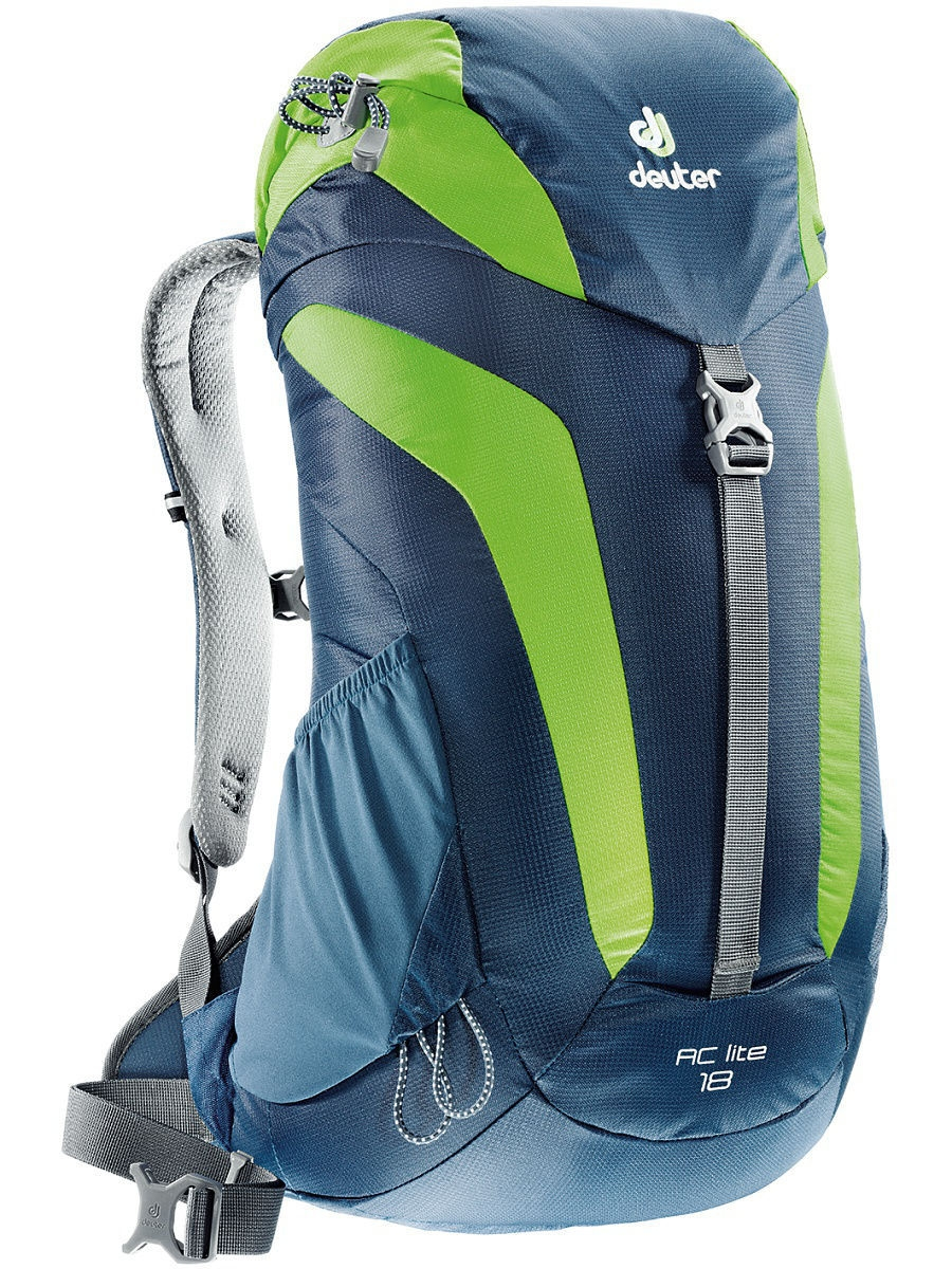 цены  Рюкзаки Deuter Рюкзак AC Lite 18 midnight-kiwi