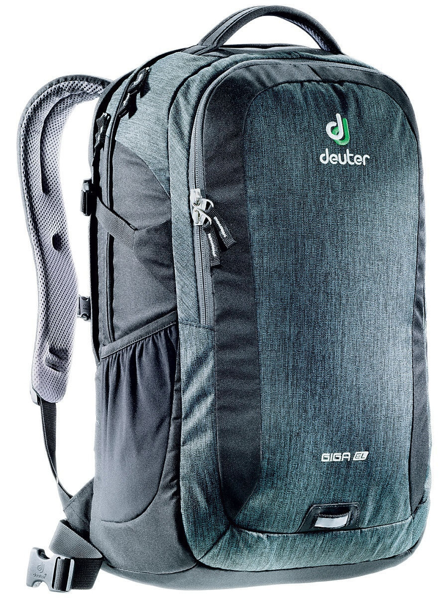 Рюкзаки Deuter Рюкзак Giga EL dresscode-black рюкзак deuter giga 28l 2017 black