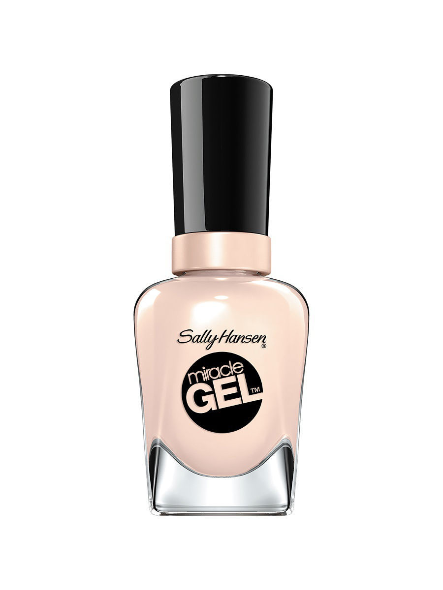 Гель-лаки SALLY HANSEN Гель лак для ногтей Miracle Gel, тон 110 birthday suit купить