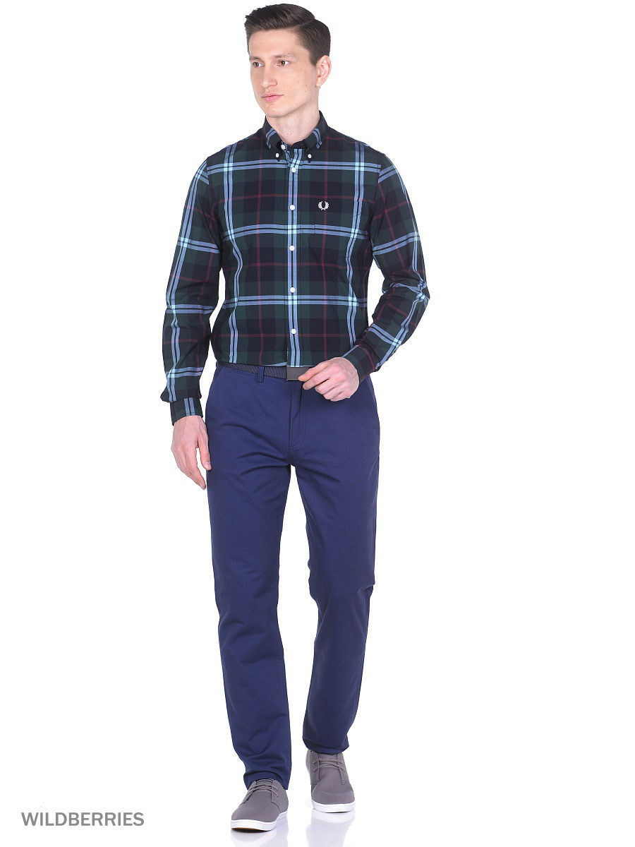 Рубашки Fred Perry Рубашка fred perry fr006gmuhz41 fred perry