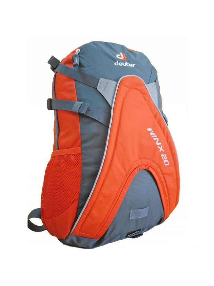 Рюкзаки Deuter Рюкзак Winx 20 granite-spring велорюкзак deuter 2016 17 winx 20 granite papaya 42604 4904