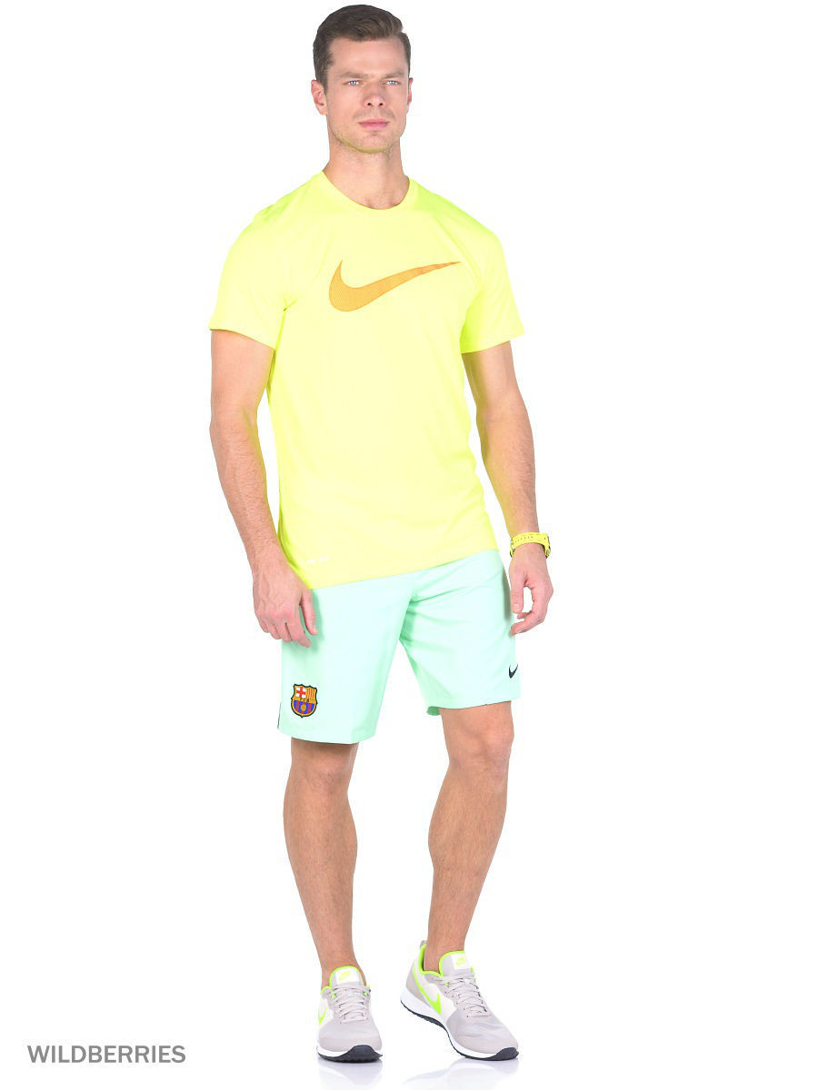 Шорты FCB M HA3G STADIUM SHORT Nike 776833-387