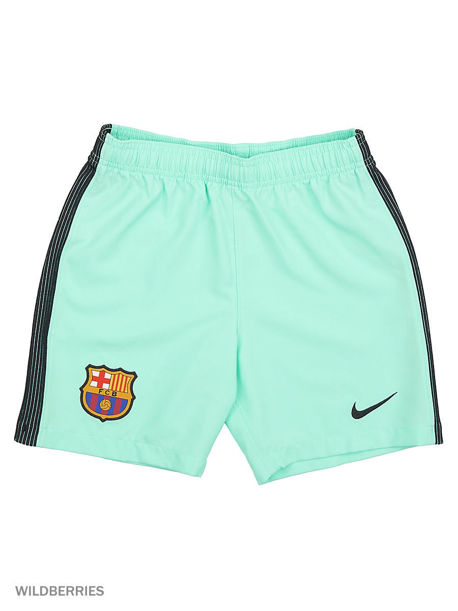 Шорты FCB YTH HA3G STADIUM SHORT Nike 777018-387