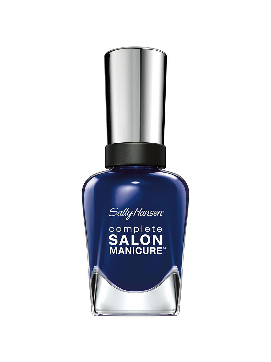 Лаки для ногтей SALLY HANSEN Sally Hansen Salon Manicure Keratin Ж Товар Лак для ногтей,тон a bleu attitude лаки для ногтей sally hansen лак для ногтей salon manicure keratin тон bleach babe 171