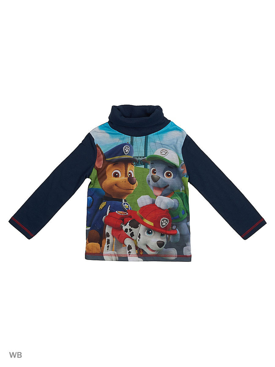 Водолазка Sun City PH1093PAWPATROL/NAVY