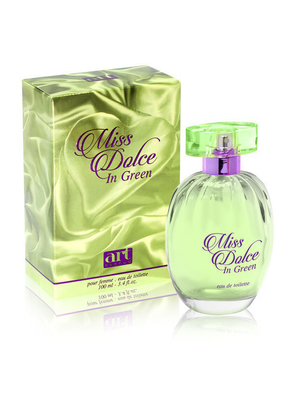 Туалетная вода MISS DOLCE Туалетная вода Miss Dolce In Green 100 ml/ж лоферы miss selfridge miss selfridge mi035awvqn60