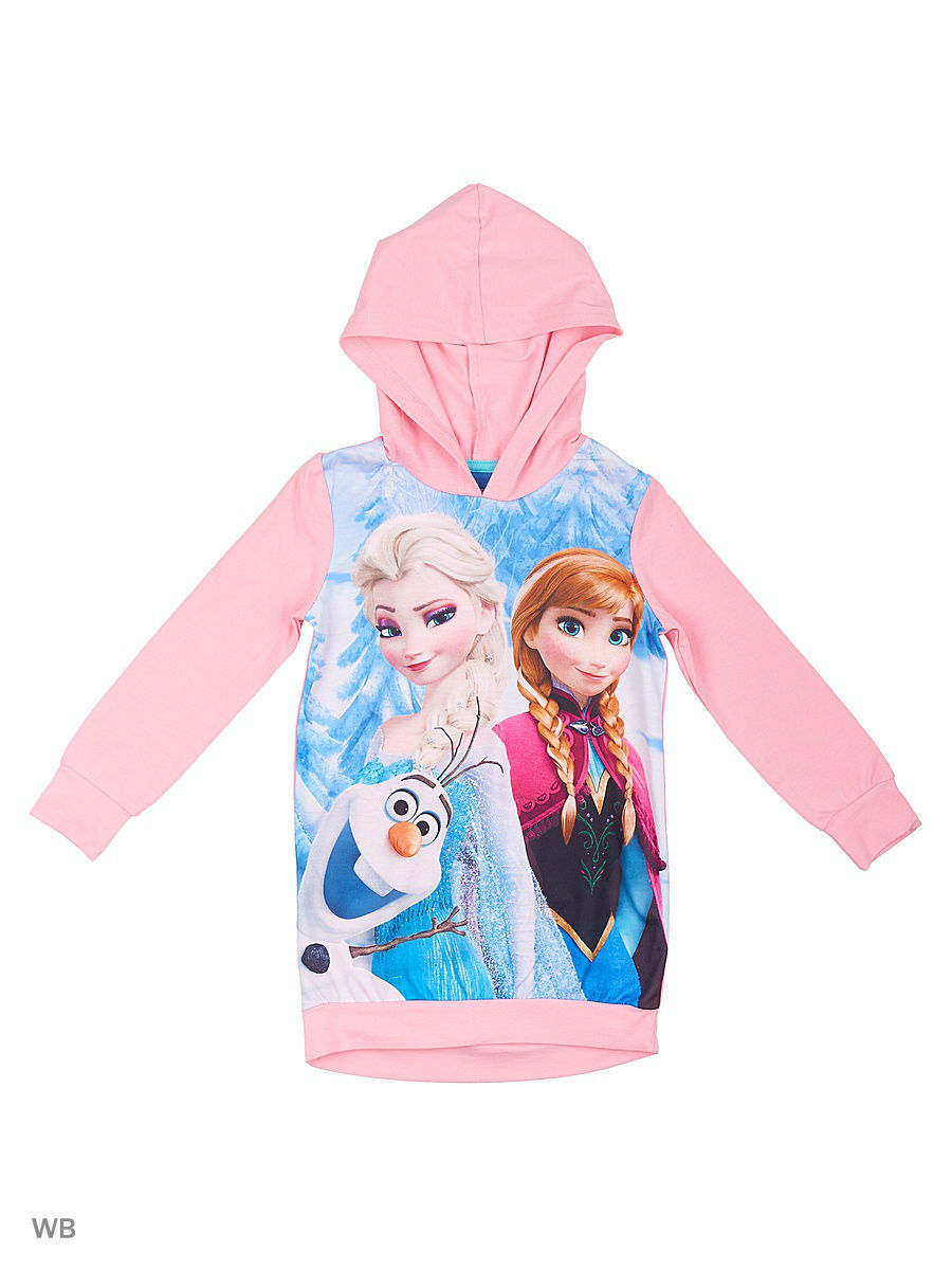 Платье Sun City PH1497FROZEN/PINK