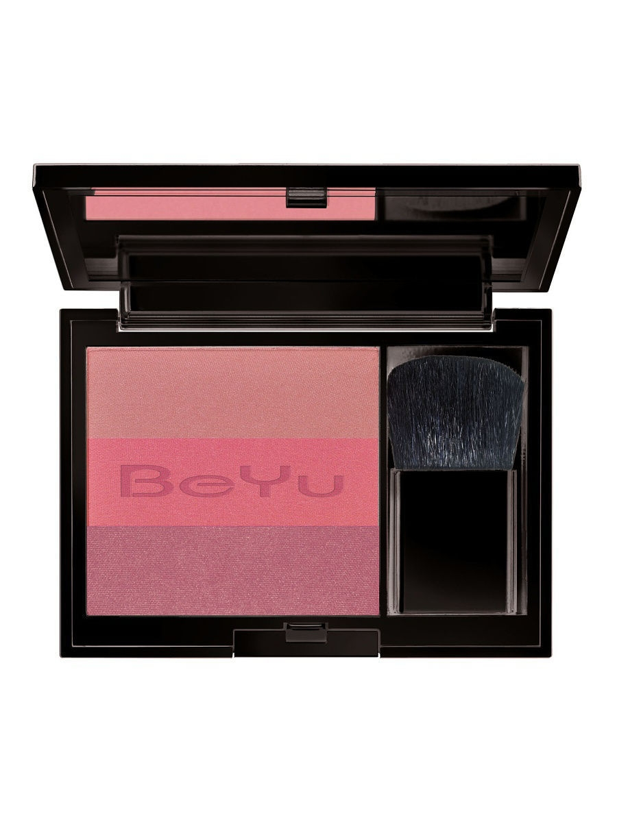 Румяна Multi color powder blush 50, 7,5г BEYU