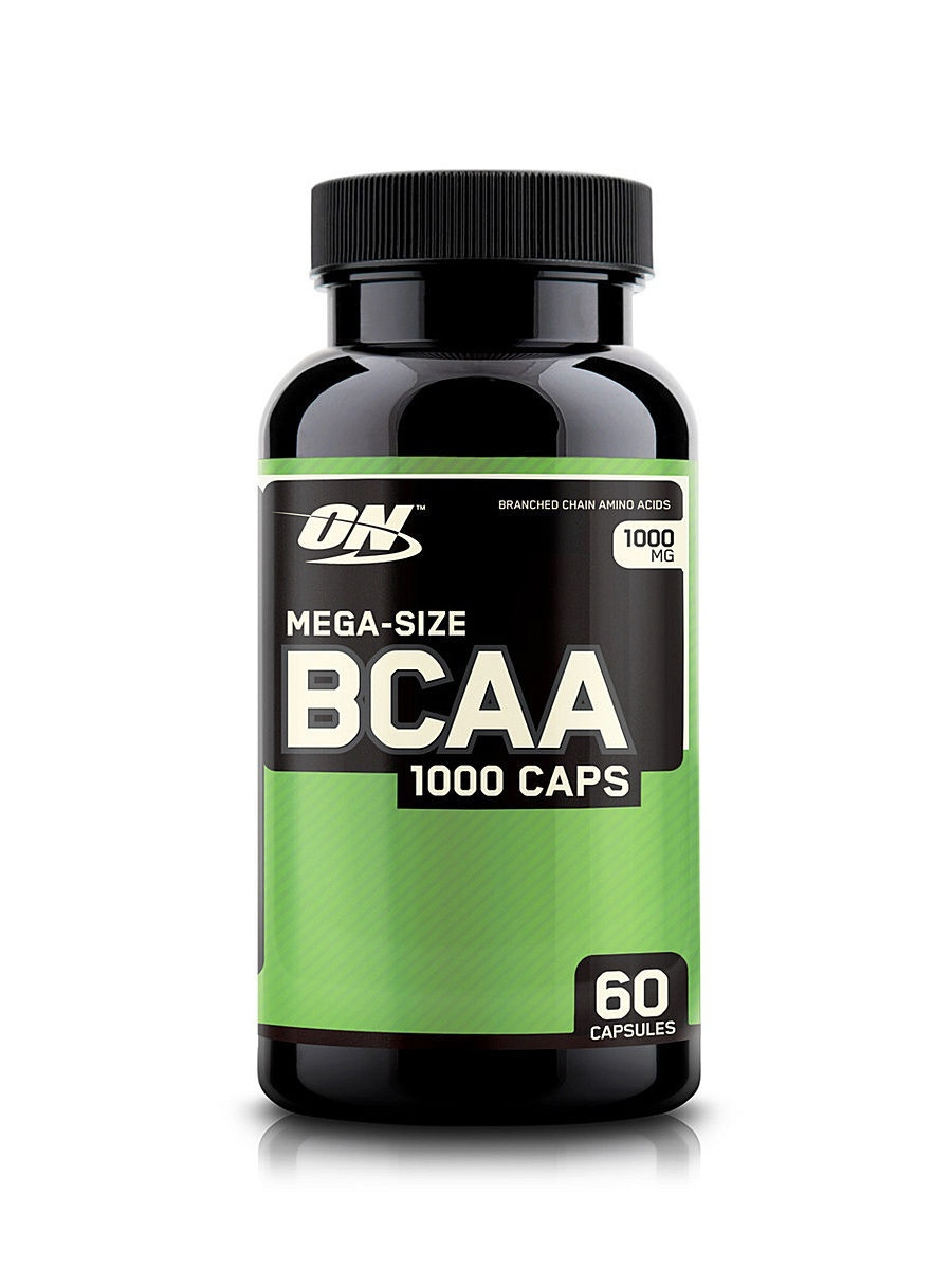 Аминокислоты Optimum Nutrition Аминокислоты Optimum Nutrition BCAA 1000 (60c) prolab bcaa prolab plus 180капс