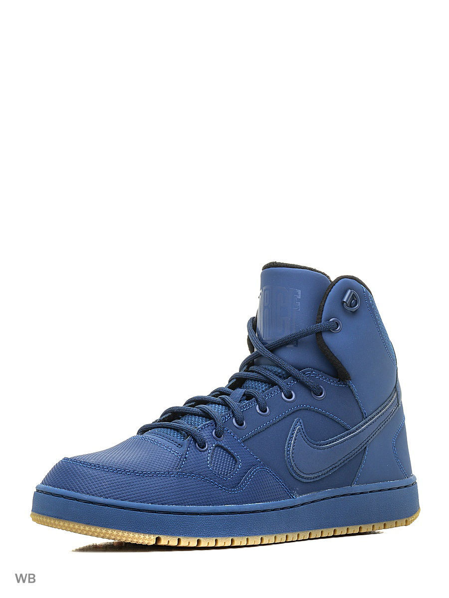 Сникеры Nike Кроссовки SON OF FORCE MID WINTER nike air force 1 mid женские