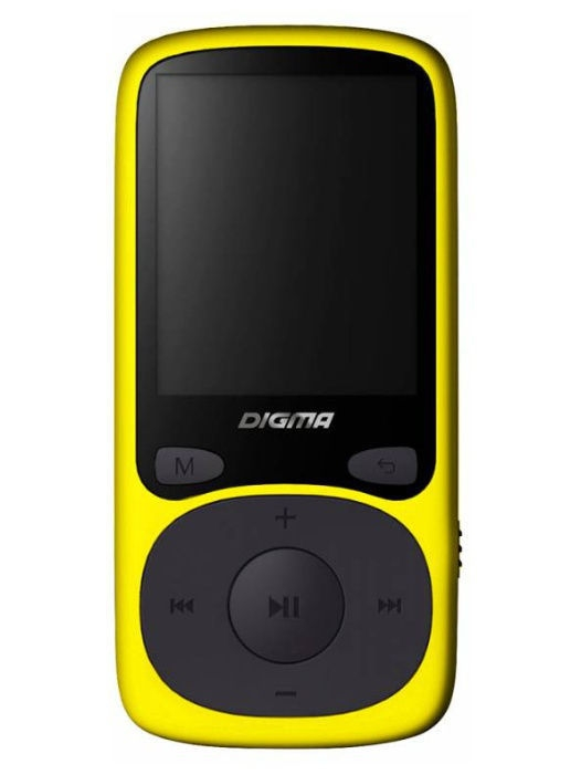 MP3 плееры DIGMA MP3 плеер DIGMA B3 flash 8Гб  цены