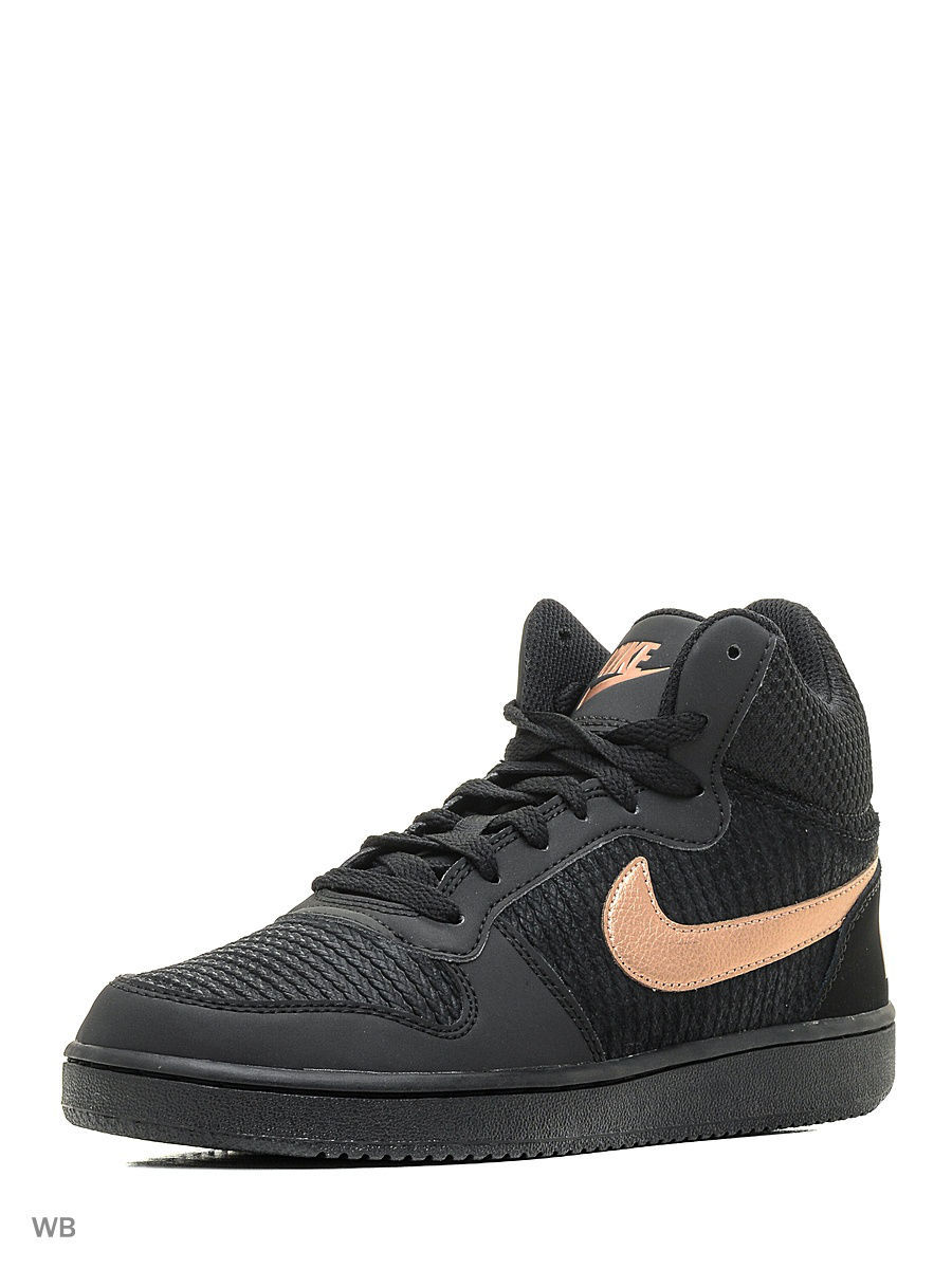 Сникеры Nike Сникеры W NIKE COURT BOROUGH MID PREM nike court borough mid nike