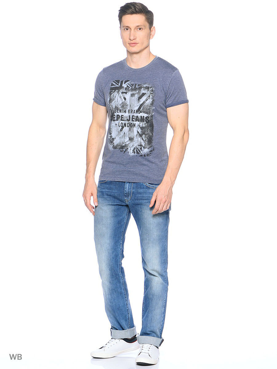 Футболка Pepe Jeans London PM503330/595NAVY