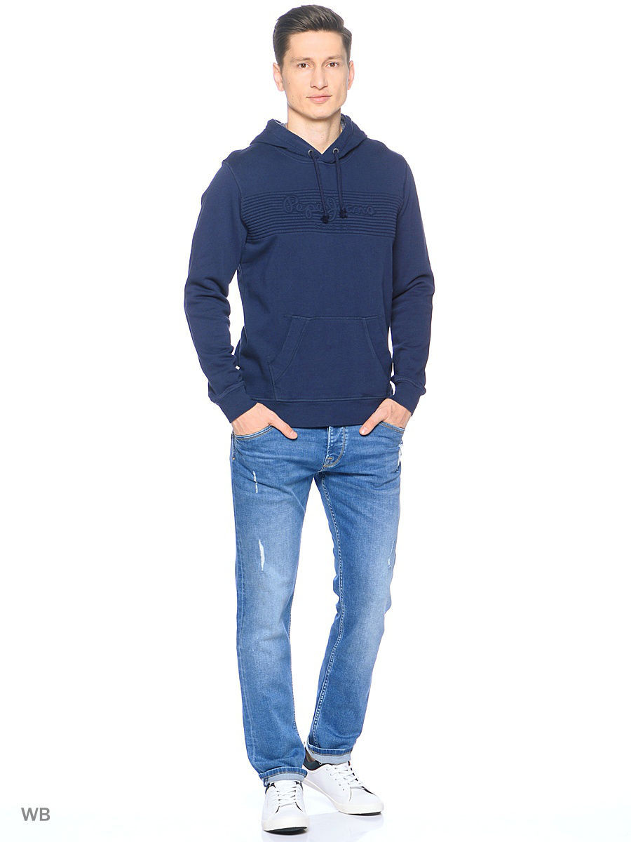 Толстовка Pepe Jeans London PM580952/597DEEPSEA