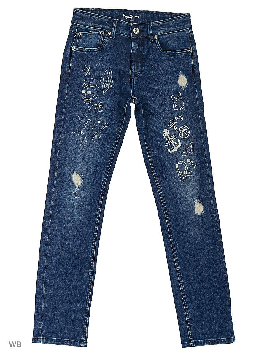 Джинсы Pepe Jeans London PB200578/000DENIM