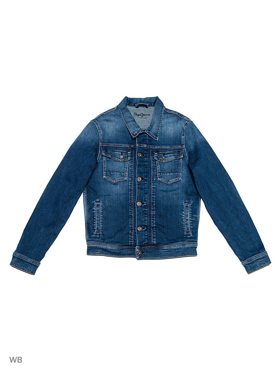 Куртка Pepe Jeans London PM400815S62/000DENIM