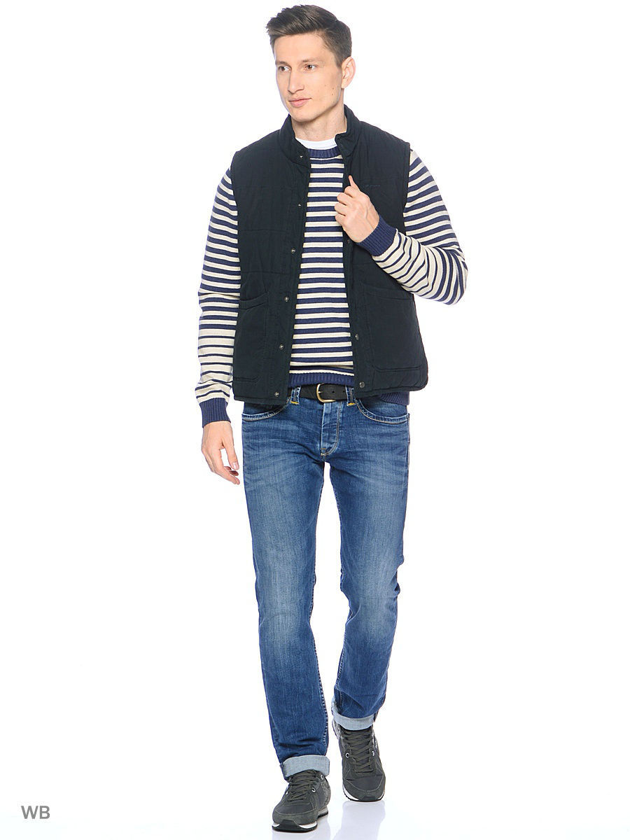 Жилет PEPE JEANS LONDON PM401290/595NAVY