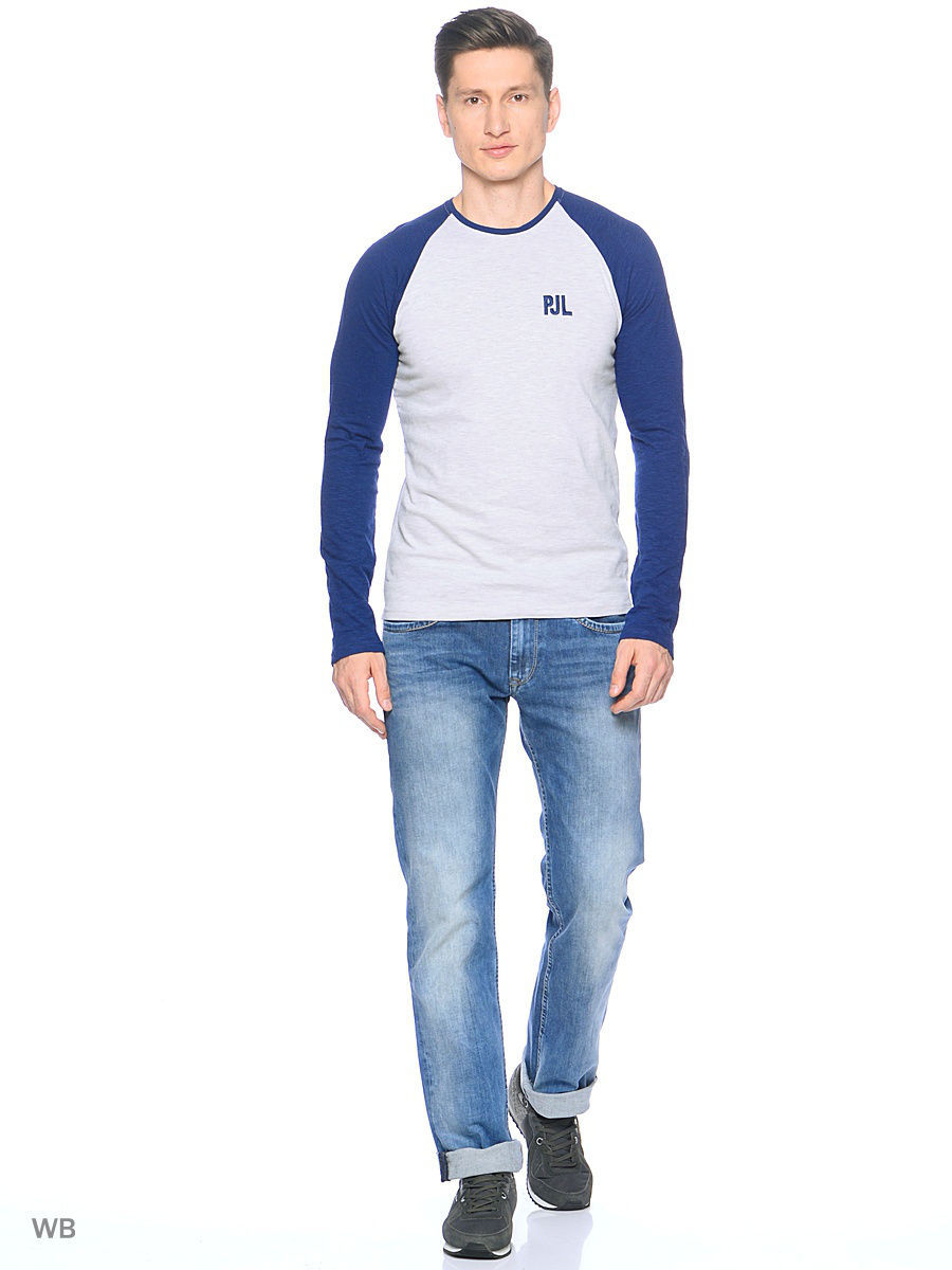 Лонгслив PEPE JEANS LONDON PM503307/933GREYMARL