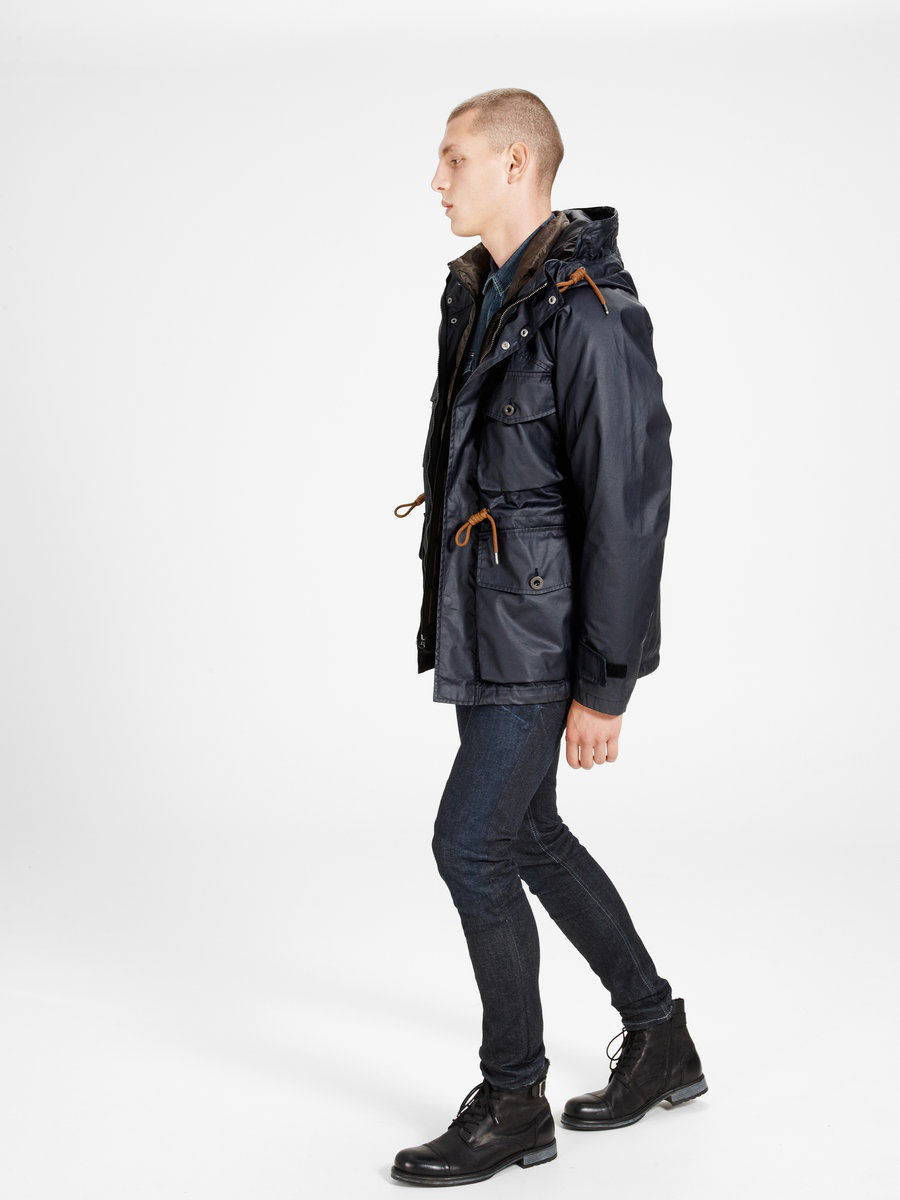 Куртка Jack & Jones 12109830/DarkNavy