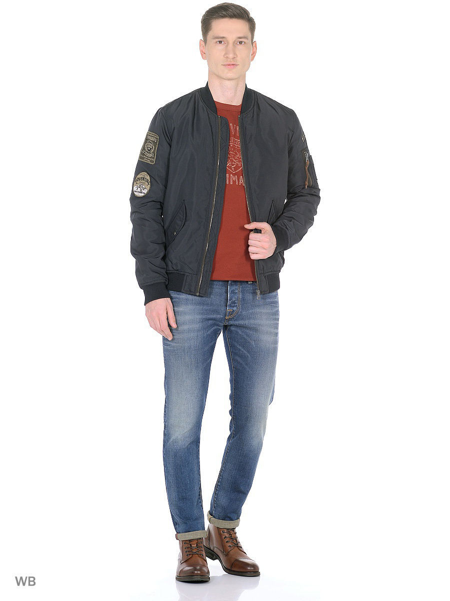 Куртка Jack & Jones 12117163/DarkNavy