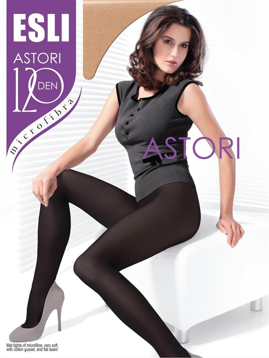 Колготки ESLI ASTORI120/marrone