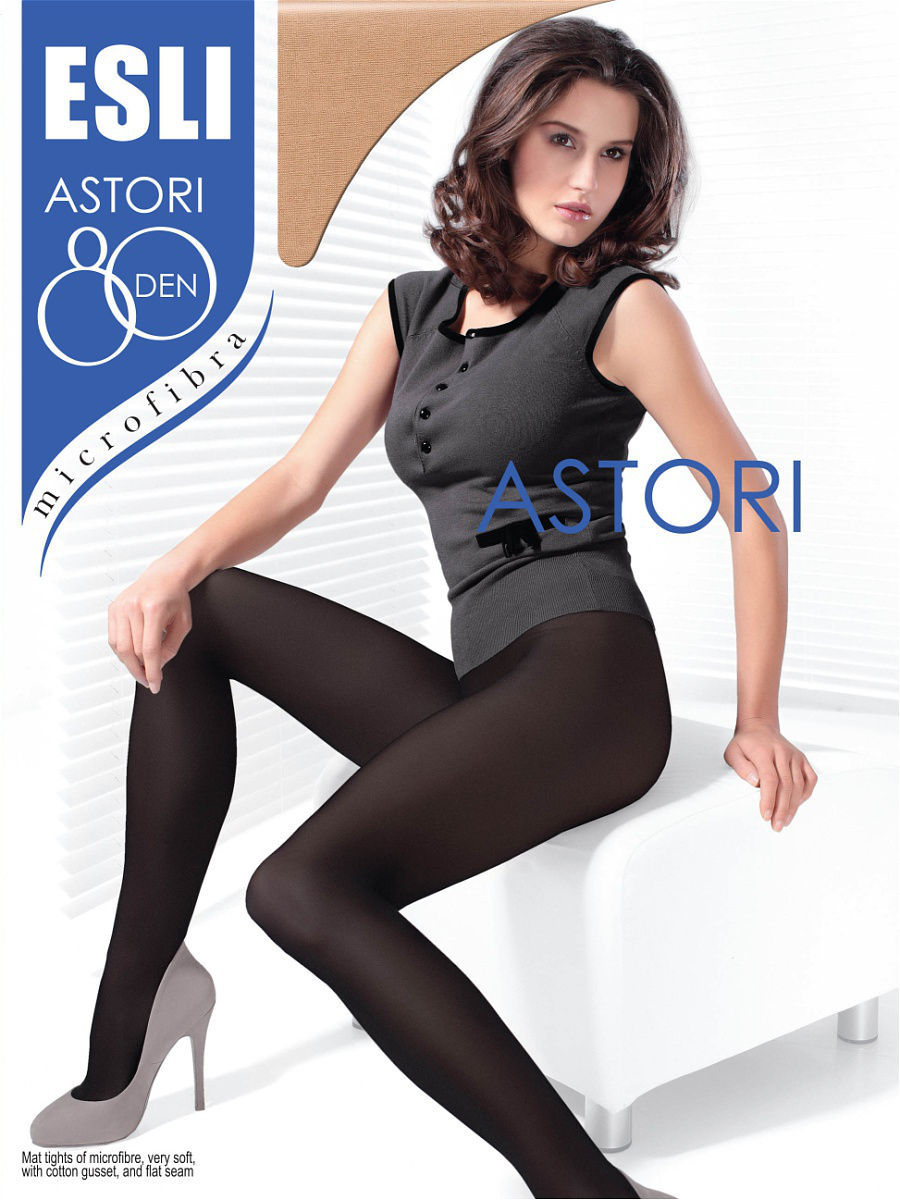 Колготки ESLI ASTORI80/marrone