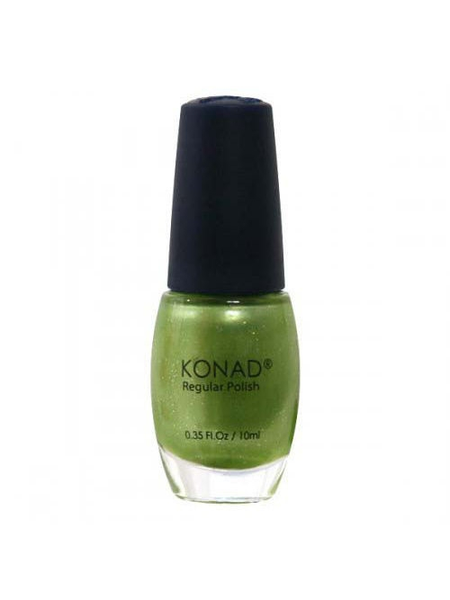 Konad NA-RPR019 Лак для ногтей 10мл KONAD Regular Nail - R19 Shining Green