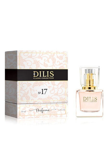 "Духи ""Dilis Classic Collection № 17"", 30 мл Dilis Parfum 337Н"