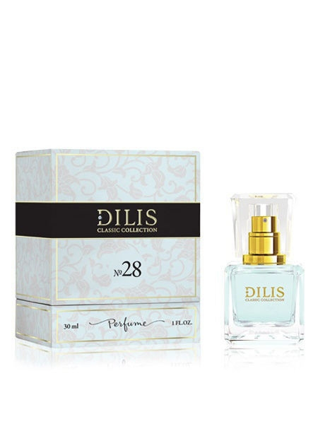 "Духи ""Dilis Classic Collection № 28"", 30 мл Dilis Parfum 348H"