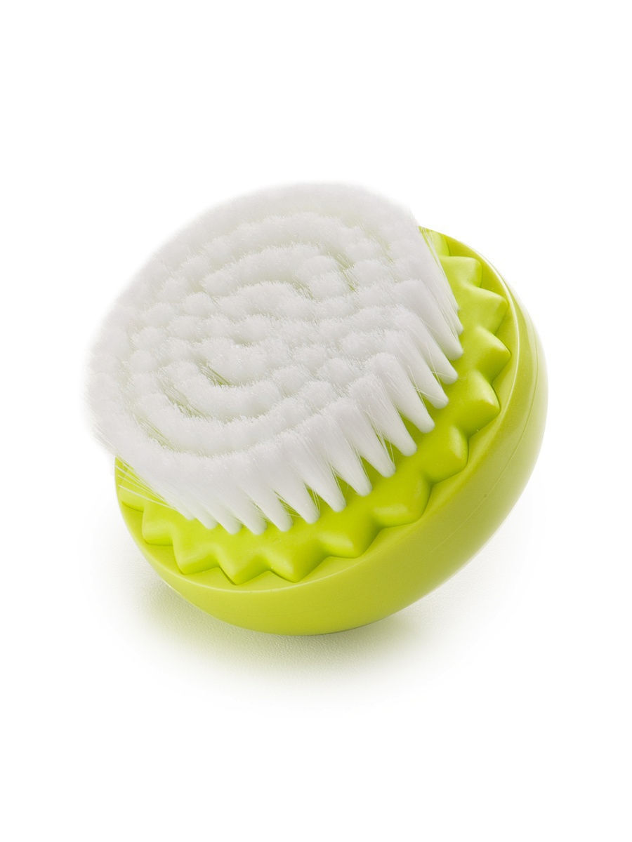 "Детская щетка ""HAIRBRUSH FOR BABY"" Happy Baby 17006/LIME"