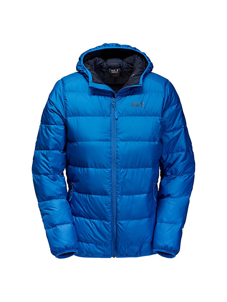 Пуховик HELIUM DOWN JACKET WOMEN Jack Wolfskin 1200562/1097