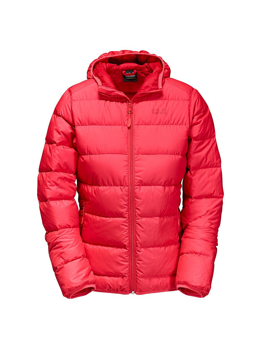 Пуховик HELIUM DOWN JACKET WOMEN Jack Wolfskin 1200562/2260