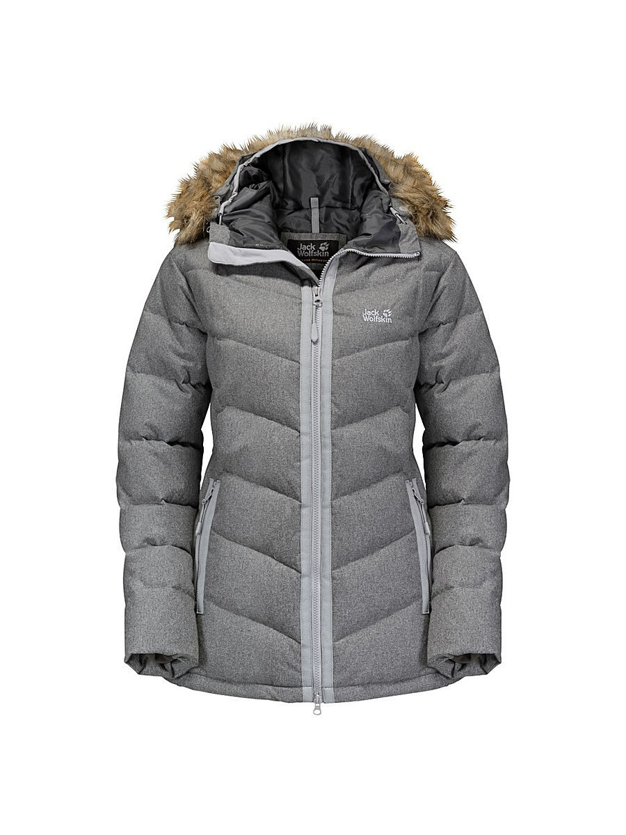 цена  Пуховики Jack Wolfskin Куртка BAFFIN BAY JACKET WOMEN  онлайн в 2017 году
