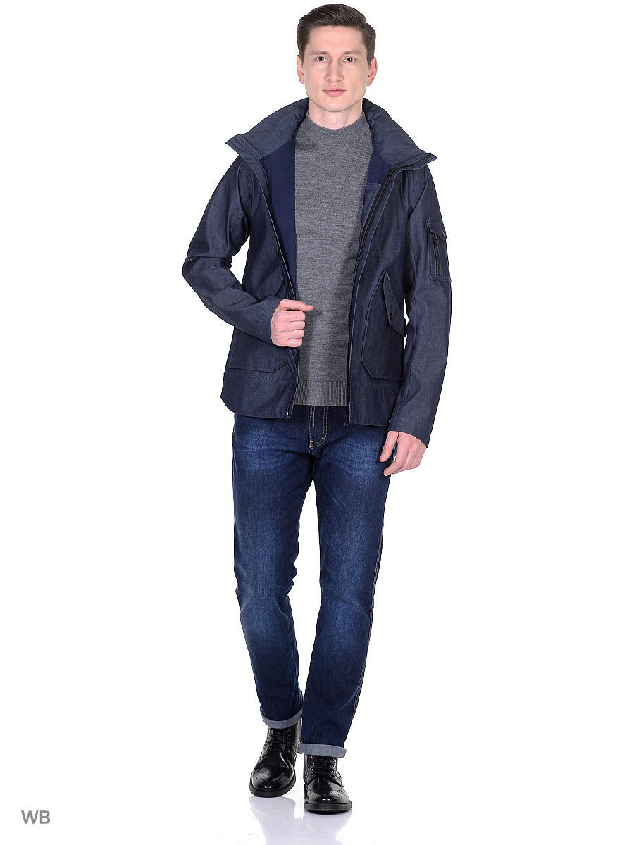 Куртка Pepe Jeans London PM401291/000DENIM