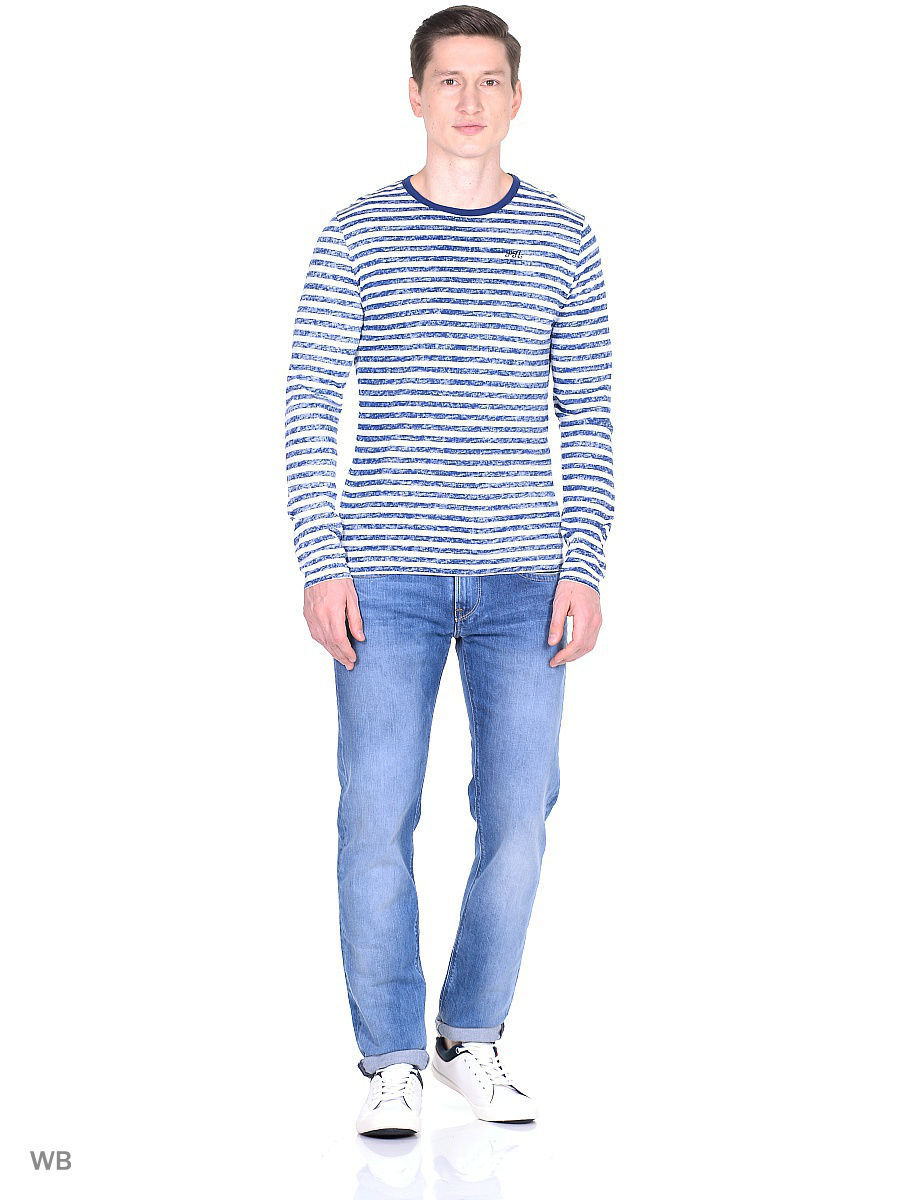 Лонгслив PEPE JEANS LONDON PM503312/803OFFWHITE