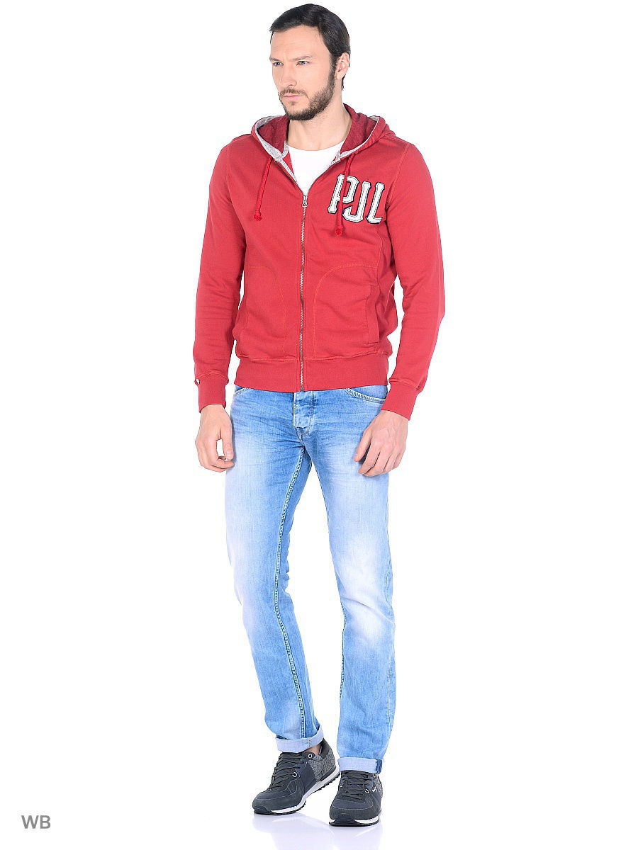 Толстовка Pepe Jeans London PM580946/286BURNTRED