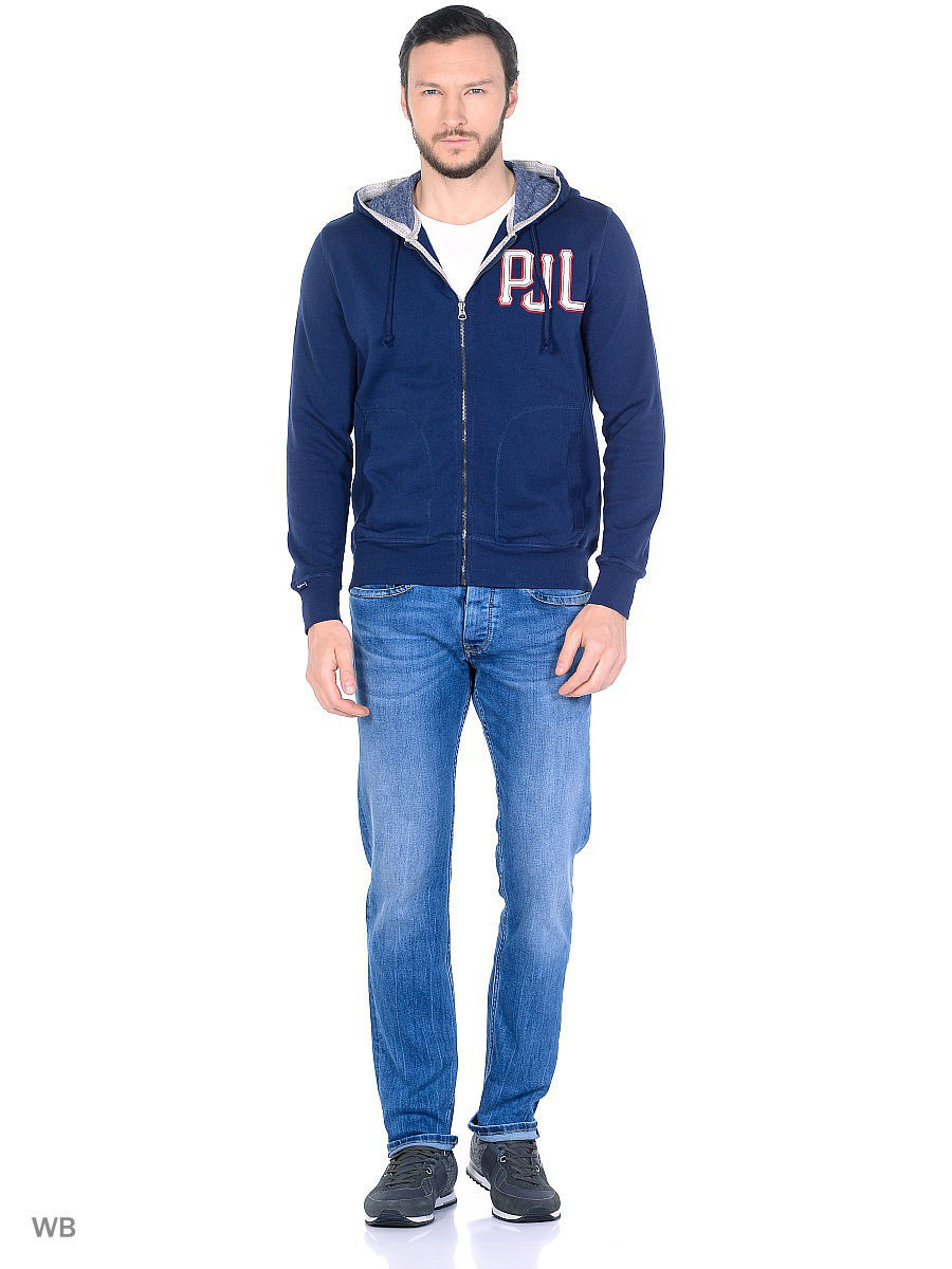 Толстовка Pepe Jeans London PM580946/597DEEPSEA