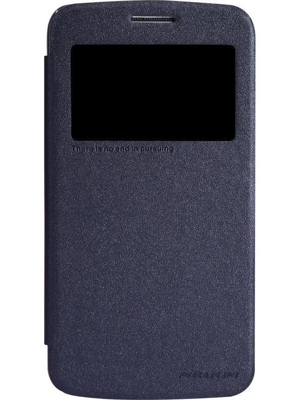 цена на Чехлы для телефонов Nillkin Чехол Nillkin Sparkle leather case для Samsung G7106/7102 (Galaxy Grand 2).