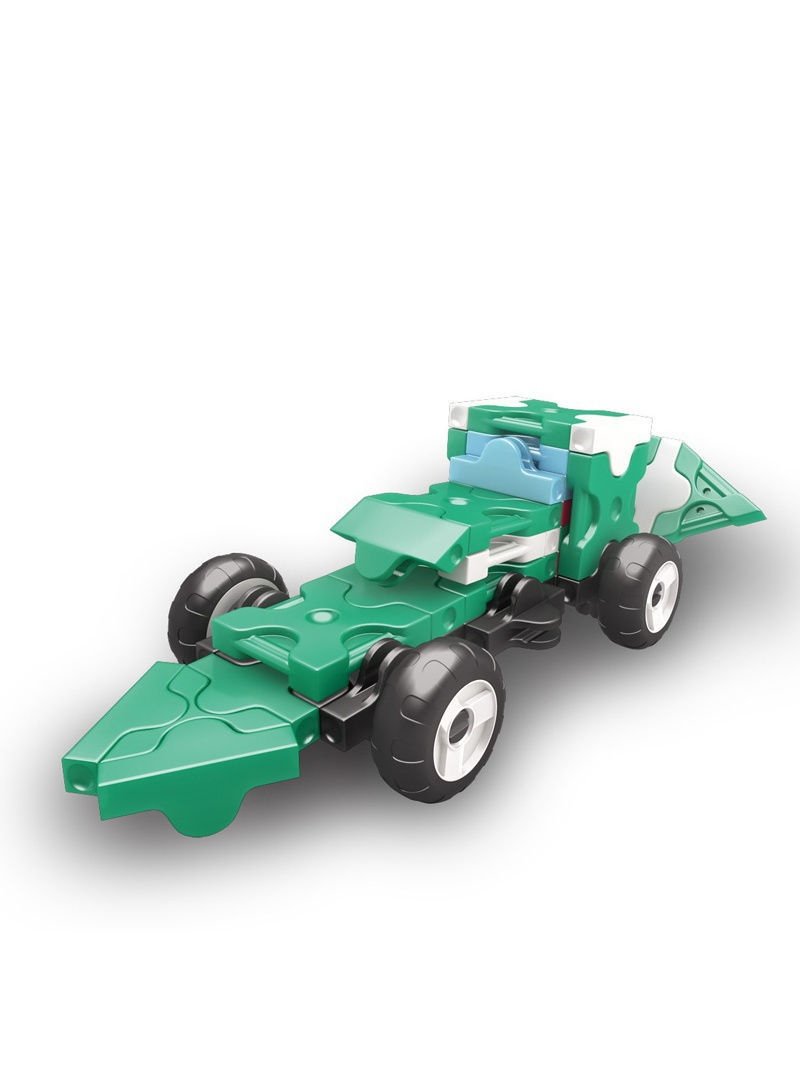 Конструктор Laq mini racer green